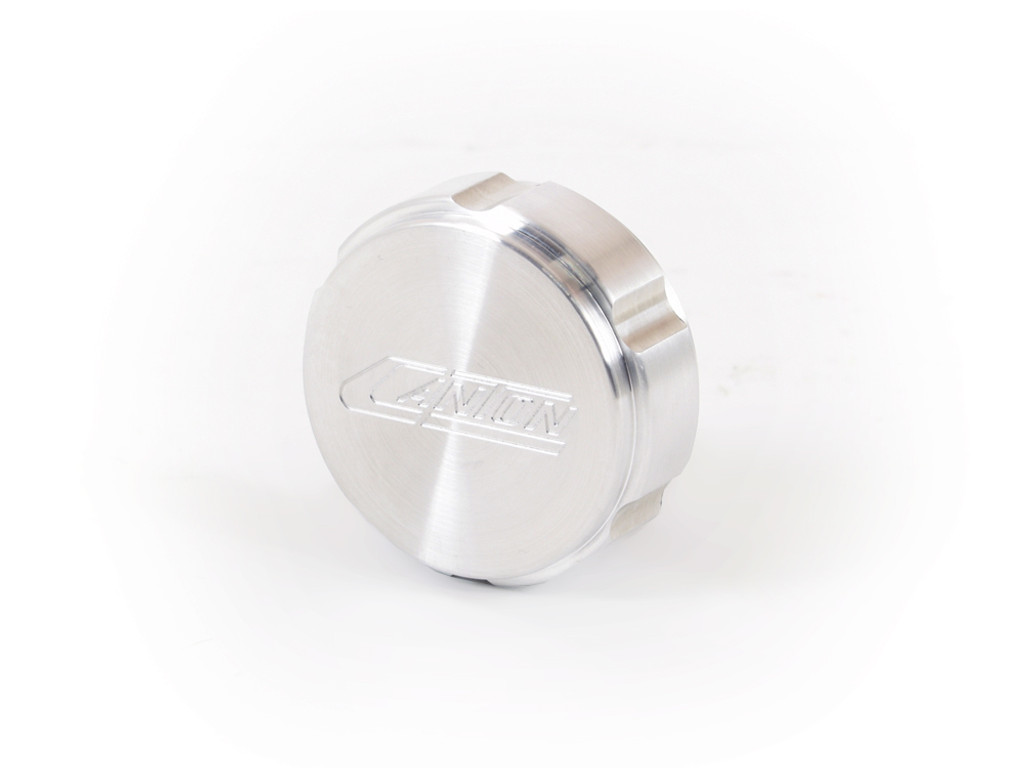 Billet Vented Coolant Cap
