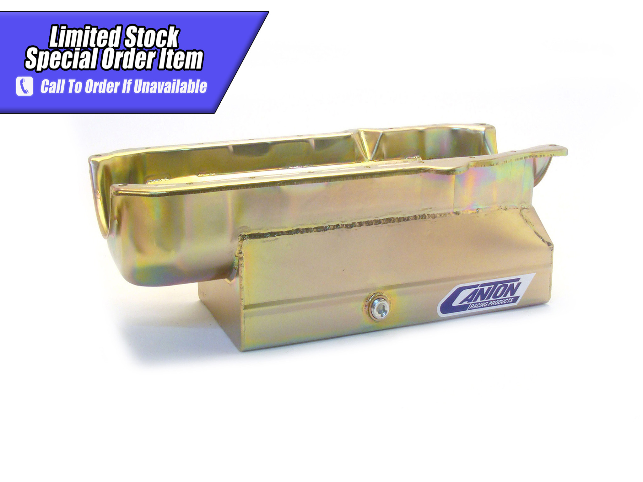 Canton 20-040 Oil Pan Pickup for Oil Pan 11-180 SB Chevy