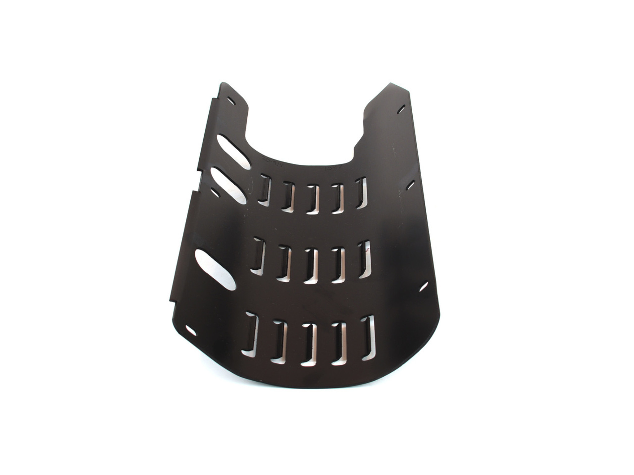 Canton Engine Oil Windage Tray 20-902; Screened Front Sump Steel for LS-Series