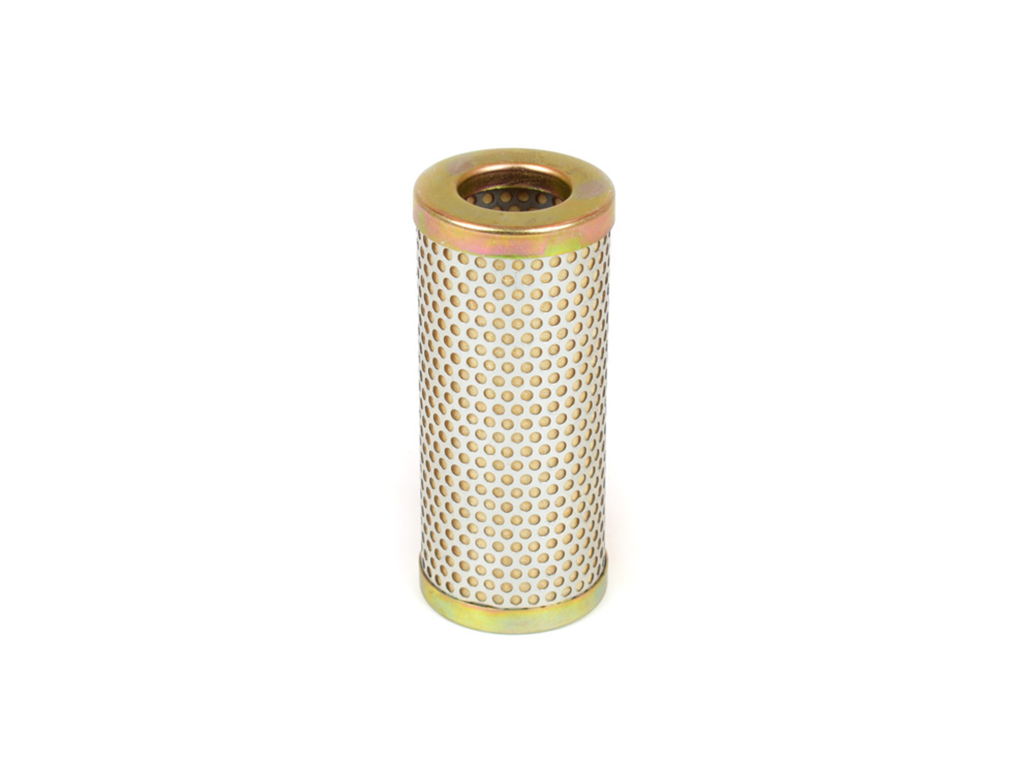 Tall Pleated Ultra Fine Screen Reusable Canton Racing 26-050 2-5//8 Oil Filter Element