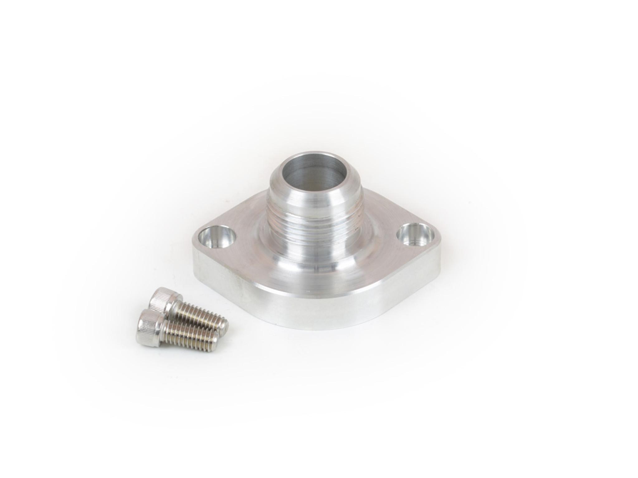 80-037 Billet Aluminum Straight Water Neck Ford 429/460 351C -16AN Thread