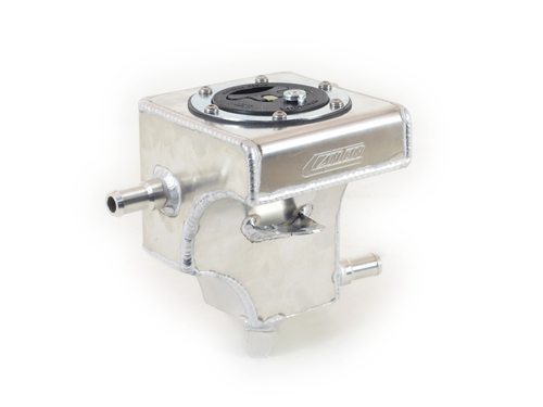 80-246GT Mustang GT500 Supercharger Tank With Fuel Style Cap 11-14
