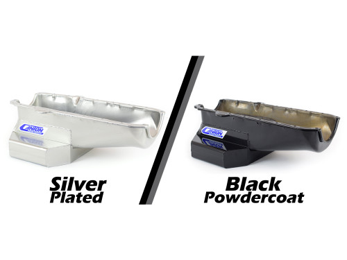 15-250 Black Vs Silver