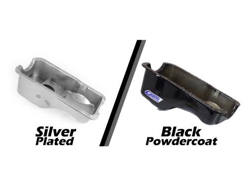 Black Vs Silver