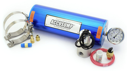 24-126 Accusump Marine 2 Qt Kit