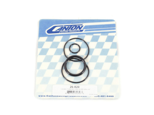 26-820 Universal Seal Kit For CM Canister Fuel Filter