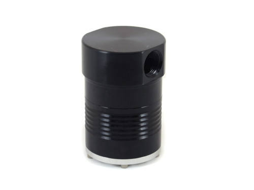 """25-630 Remote Oil Filter 4-1/4"""" Canister With 1-1/16-12 Ports"""