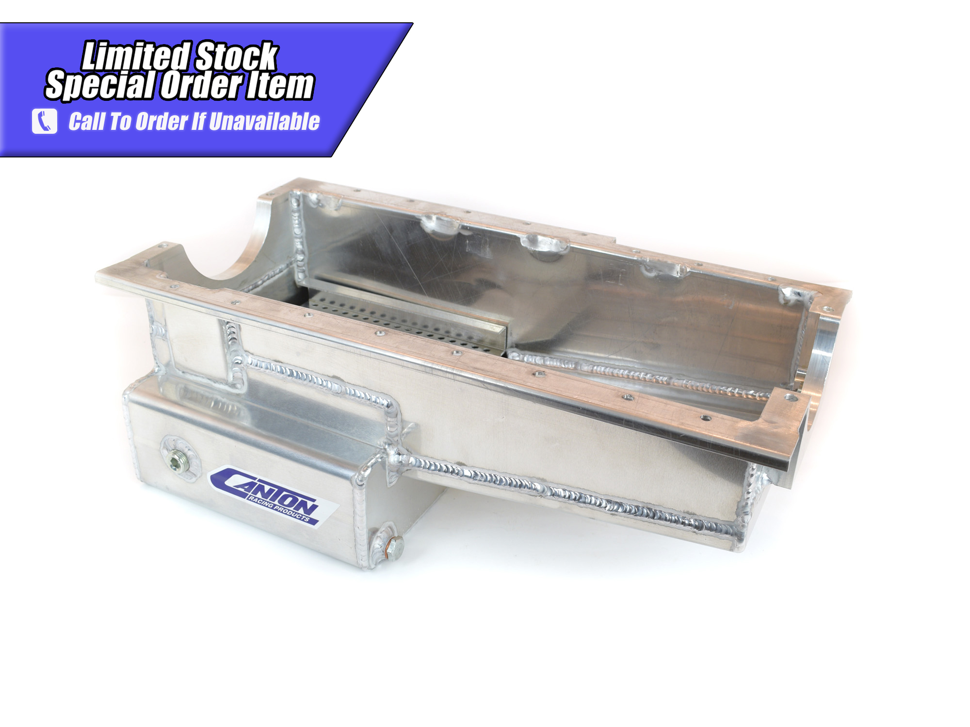 Canton Racing Ford Oil Pans