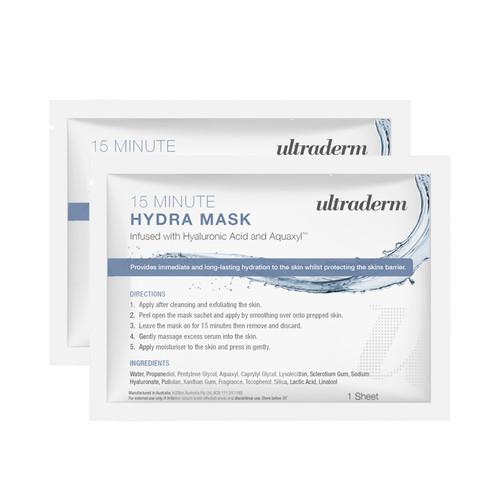 15 Minute Hydra Mask - 2 pack