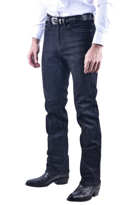 34 Heritage Charisma Smoke Comfort Jeans - Front