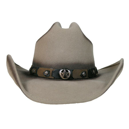 Bullhide Yearling Sand Little Cowboy Hat - Front