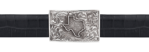 """Pinto Ranch State of Texas 1"""" Trophy Buckle"""