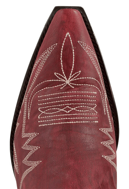Old Gringo Women's Red Mayra Boots - Toe