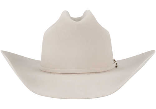 American Hat Co. 40X Felt Hat - Silver Belly - Front