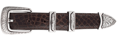 """Chacon Caliente Engraved 1"""" Buckle Set"""