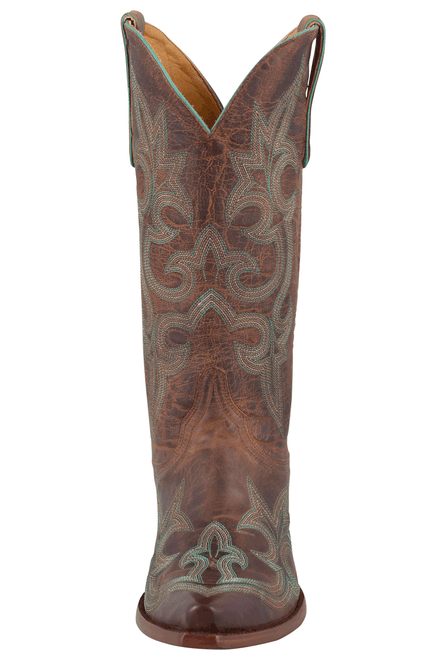 Old Gringo Women's Rust Diego Boots - Front