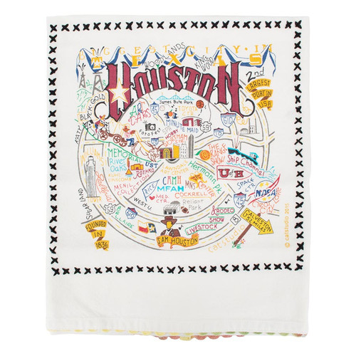 Dish Towel - CatStudio Houston
