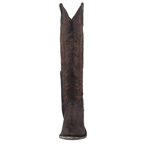 Old Gringo Women's Chocolate Mayra Razz Boots - Front