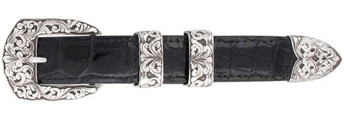 "Comstock Heritage Washoe 1"" Buckle Set"