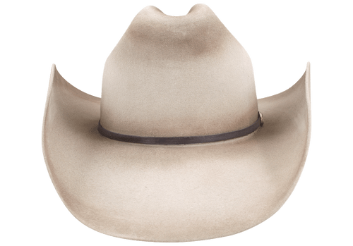 Stetson 6X Boss of the Plains Felt Hat - Front