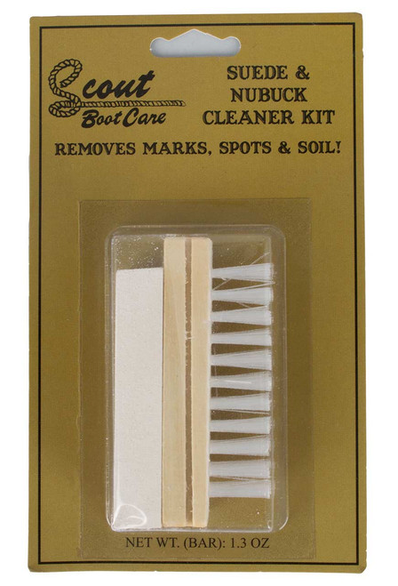 Suede & Nubuck Cleaner Kit