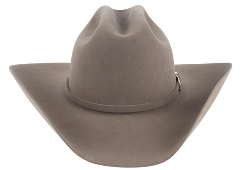 American Hat Co. 10X Felt Hat - Steel- Front