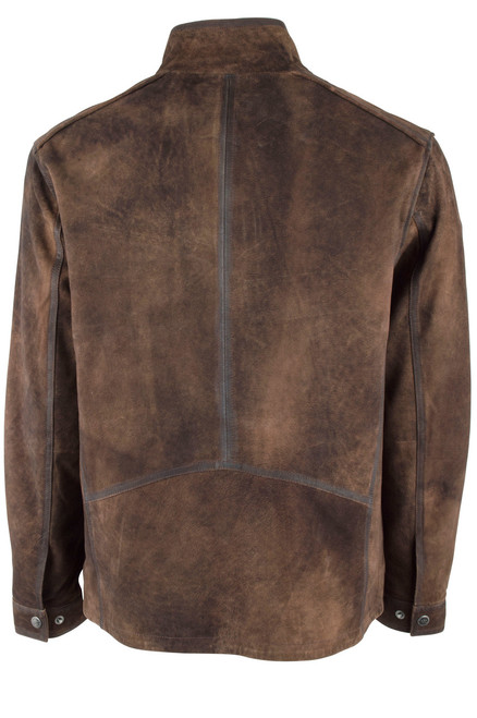 Madison Creek Durango Jungle Suede Jacket - Back