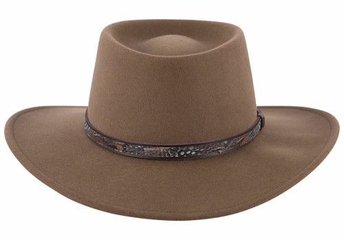 Stetson Kelso Crushable Hat - Front