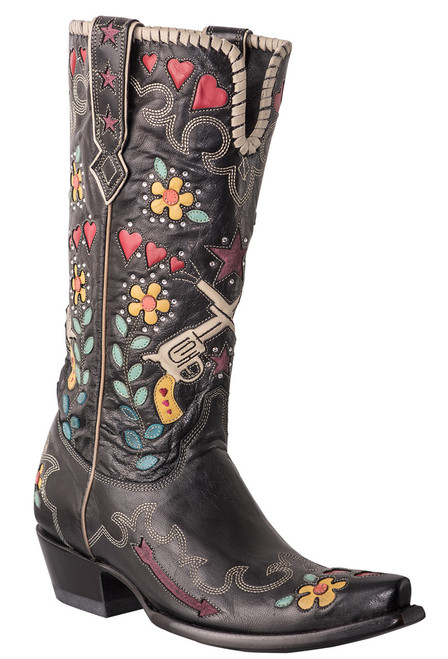 Old Gringo Double D Ranch Cowgirl Bandit Boots