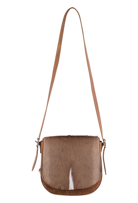 Kulu Savannah Saddle Sling Hand Bag - Front