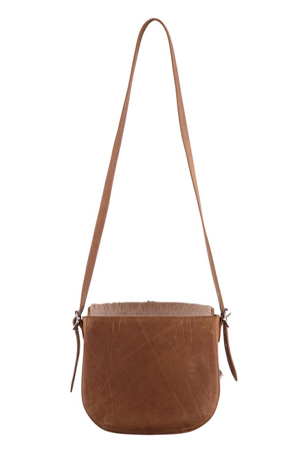 Kulu Savannah Saddle Sling Hand Bag - Back