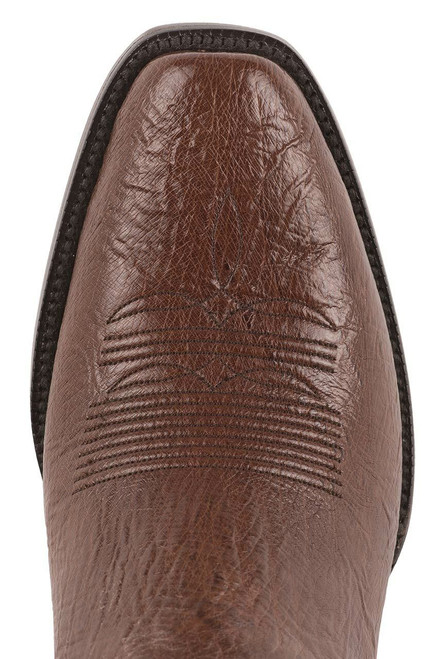 Black Jack Exclusive Kango CC Smooth Ostrich Boots - Toe