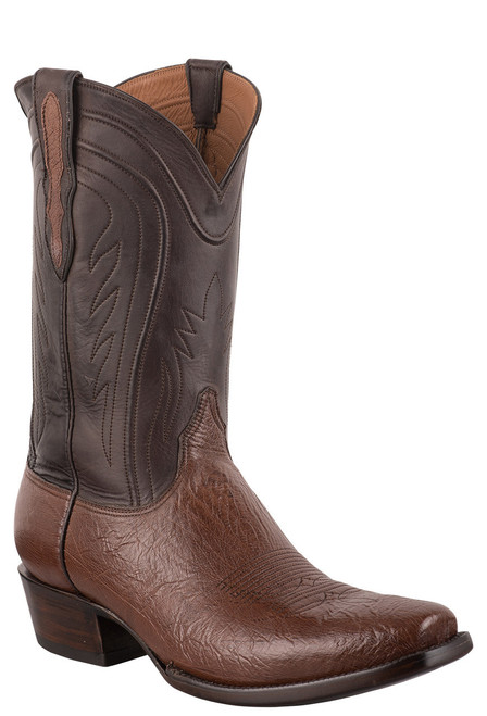 Black Jack Exclusive Kango CC Smooth Ostrich Boots