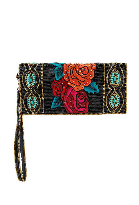 Mary Frances Frida Crossbody Wallet - Front