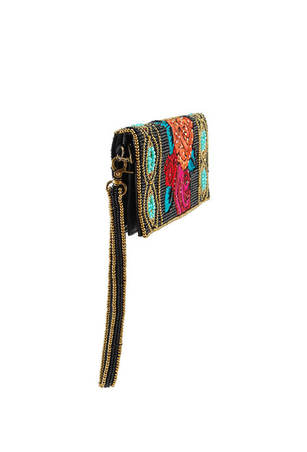Mary Frances Frida Crossbody Wallet - Side