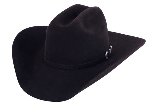 American Hat Co. 40X Felt Hat - Black Cherry - Front