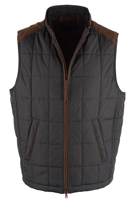 Madison Creek Loden Shelby Vest - Front