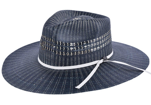 Charlie 1 Horse Blue Mesa Straw Hat - Side
