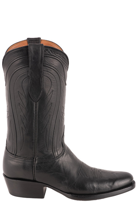 Black Jack Exclusive Ranch Hand Cowboy Boots - Side