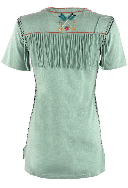 Double D Ranch Circus Rodeo Tee - Back