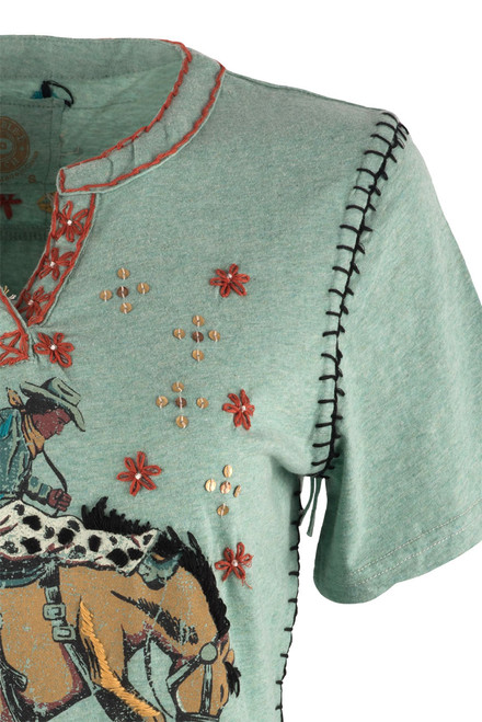Double D Ranch Circus Rodeo Tee