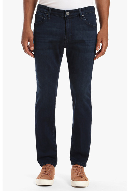 34 Heritage Men's Deep Shaded Ultra Charisma Jeans - Front
