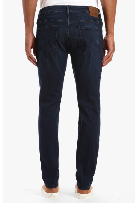 34 Heritage Men's Deep Shaded Ultra Charisma Jeans - Back