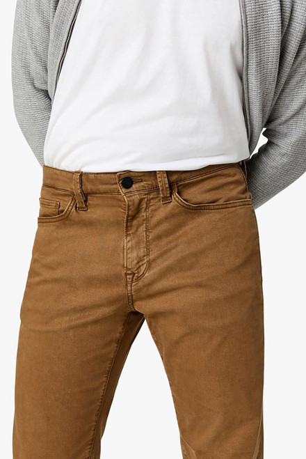 34 Heritage Charisma Tobacco Twill Pants - Front