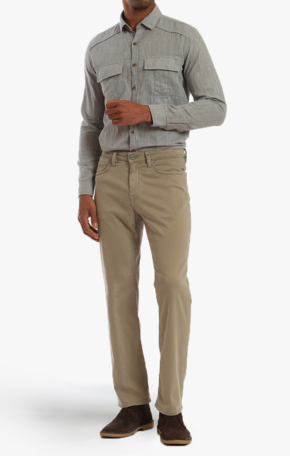34 Heritage Men's Griffin Mushroom Soft Touch Charisma Pants - Full