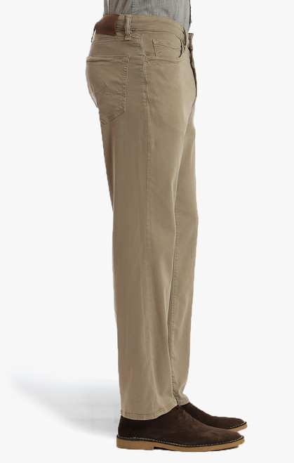 34 Heritage Men's Griffin Mushroom Soft Touch Charisma Pants - Side