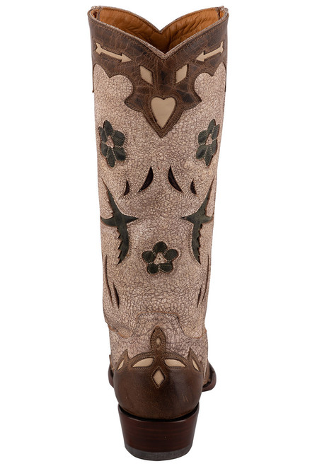 "Old Gringo Women's Golondrina 13"" Boots - Back"