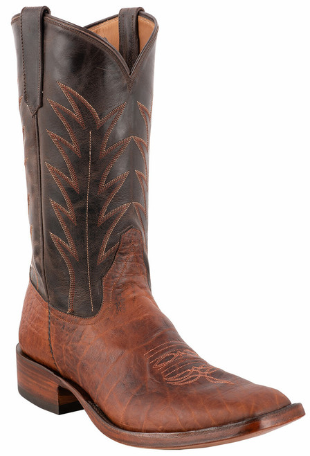 Rios of Mercedes Men's Coffee Bison Milan Boots - Angle