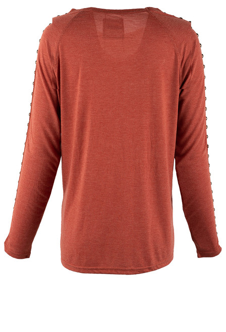 Double D Ranch Born Free Top - Back