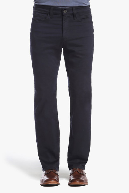 34 Heritage Charisma Navy Twill Pants - Front